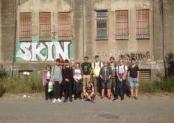 Das Team des Barnim-Gymnasiums